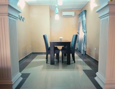 3-bedroom Apartment Dining Room Lekki 3