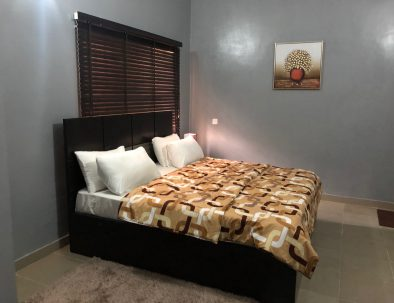 one bed room apartment lekki